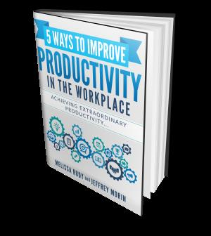 Author & Founder of Kanekt 365 Releases New eBook About How to Up the Ante on Productivity